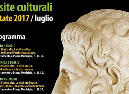 Le visite ai beni culturali di Terracina: ecco il programma completo del mese di luglio 2017!
