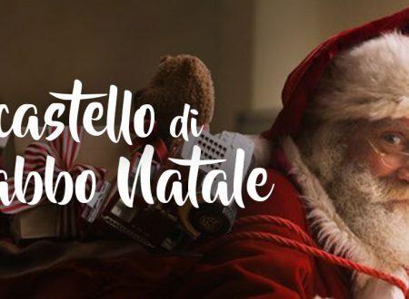 """Il """"Castello di Babbo Natale"""" è a Itri. Un servizio navetta per gli ospiti della città"""