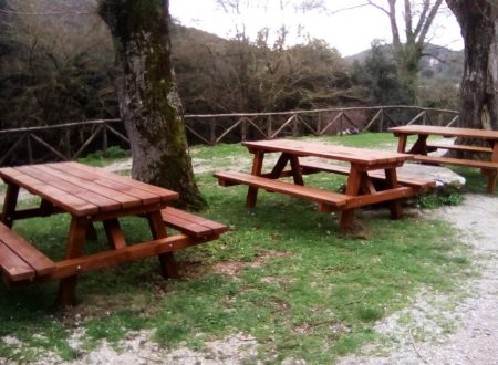 Nuova area sosta per scampagnate alla Fonte di Santo Stefano a Terracina. Escursione del WWF il 29 marzo ricordando Emilio Selvaggi