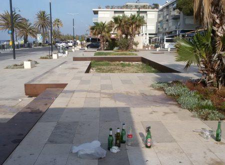 """Terracina, i residenti protestano: """"Non meritiamo questo turismo!"""""""