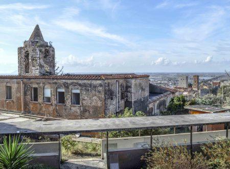 """Terracina: vandali nell'ex-convento di San Francesco abbandonato! WWF: """"Si attendono da anni interventi di tutela"""""""