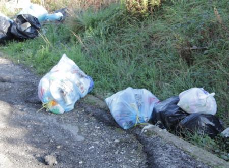 """""""Caro concittadino, non ti vergogni?"""". Lettera aperta contro l'abbandono dei rifiuti a Terracina"""